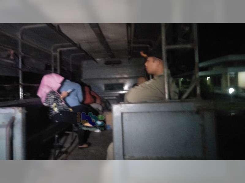 7 Pasangan di Tuban Yang Kedapatan Sedang Asyik Berduaan di Hotel, Diamankan Petugas