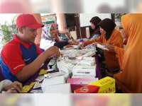 Pertamina EP Asset 4 Gelar Pengobatan pada Masyarakat di Bojonegoro