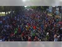 Lebih Dari 5 Ribu Orang di Tuban Ikuti Bumi Wali Bergoyang
