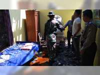 Lagi, Kebakaran Menimpa Rumah Milik Warga Balen Bojonegoro
