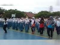 Virus Goyang Dayung Merambah Pada Pelajar di Tuban