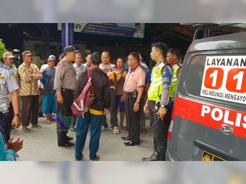 Seorang Balita Warga Baureno Bojonegoro Meninggal Dalam Gendongan Ibunya di Terminal Rajekwesi