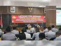 Jajaran Polres Bojonegoro Siap Amankan Pemilu 2019