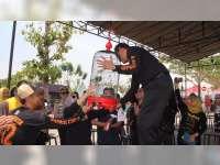 Bupati Bojonegoro Hadiri Lomba Burung Berkicau Bupati Cup II