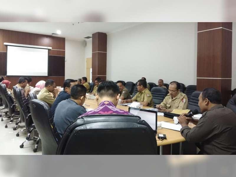 Pemkab Bojonegoro Gelar Rapat Evaluasi Penggunaan Dana Bagi Hasil Cukai Hasil Tembakau