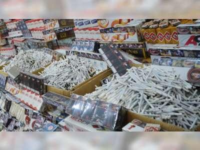 Penegakan Hukum Terhadap Peredaran Rokok Ilegal