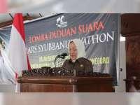 Lomba Mars Syubbanul Wathon Kabupaten Bojonegoro Diikuti 29 Grup