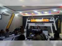 Humas Polres Bojonegoro Siap Mengamankan Pemilu 2019