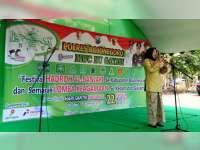 Bupati Buka Festival Hadroh Al Banjari se Kabupaten Bojonegoro di Gayam