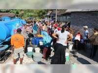 BPBD Bojonegoro Tambah Armada untuk Distribusi Air Bersih