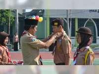 Wakil Bupati Bojonegoro Buka IKIP Scout Competition 2018
