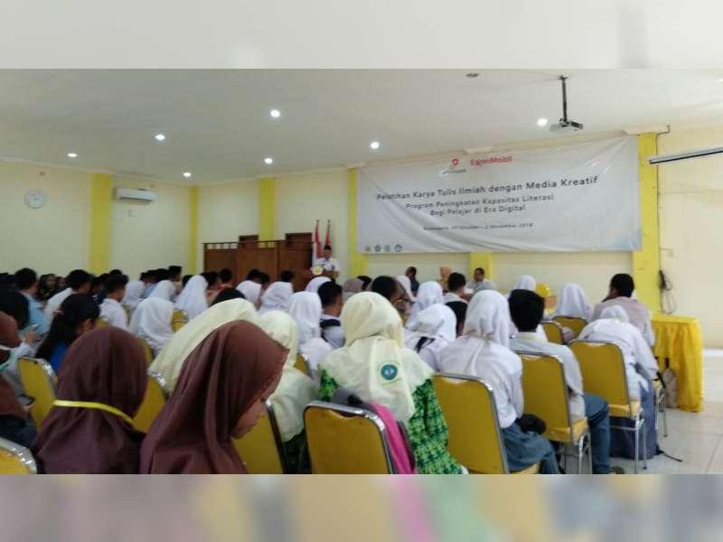 Program Peningkatan Literasi Siswa