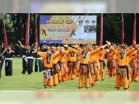 Festival Jurus Harmoni Bojonegoro Kampung Pesilat Diikuti 20 Perguruan Silat