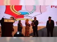 Bojonegoro Raih Penghargaan Top 10, Pengelola Pengaduan Pelayanan Publik 2018