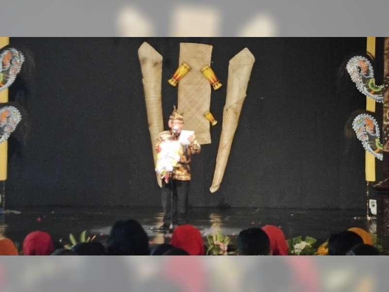 Wakil Bupati Bojonegoro Hadiri Gelar Seni Kebudayaan Provinsi Jawa Timur