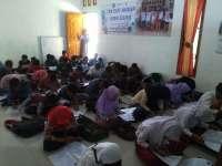 163 Siswa SD/MI Ikuti Try Out Akbar di Rumah Belajar YKIB