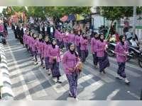 Kirab Hari Jadi Kabupaten Tuban Ke 725 untuk Melestarikan Budaya