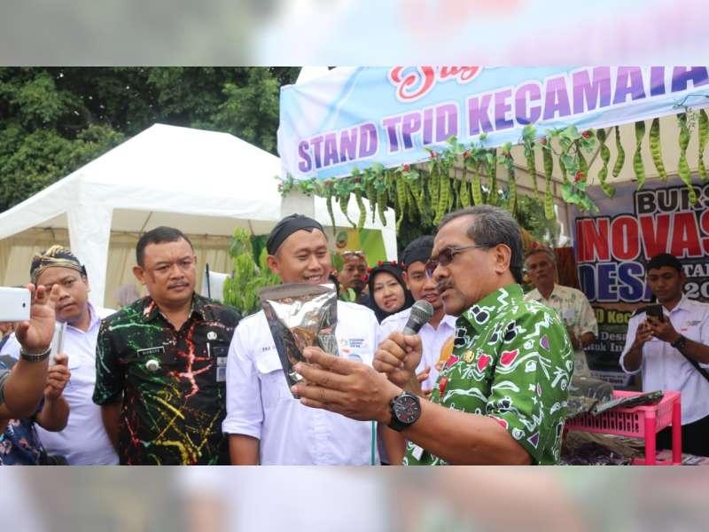 Bursa Inovasi Desa Kabupaten Blora Diharap Mampu Tumbuhkan Kreatifitas Desa