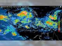 BPBD Bojonegoro Imbau Masyarakat Waspadai Potensi Banjir, Longsor, dan Angin Kencang