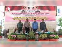 Wakil Bupati Bojonegoro Hadiri Pembinaan Aparatur Pemerintah Desa Kecamatan Kapas