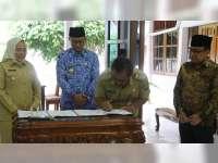 Mensesneg Apresiasi 3 Kabupaten yang Komitmen Membangun Perbatasan