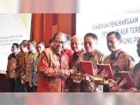 Pemkab Blora Raih Penghargaan dari Kemenko Perekonomian RI