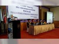 Bupati Bojonegoro Hadiri Wisuda Stikes Muhammadiyah Bojonegoro