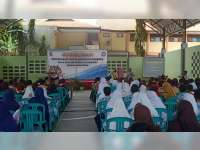 Sosialisasi Pencegahan Penyalahgunaan Narkoba pada Pelajar Digelar di Bojonegoro