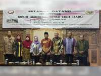 KARS Jatim Lakukan Survey Akreditasi di RSUD Padangan Bojonegoro