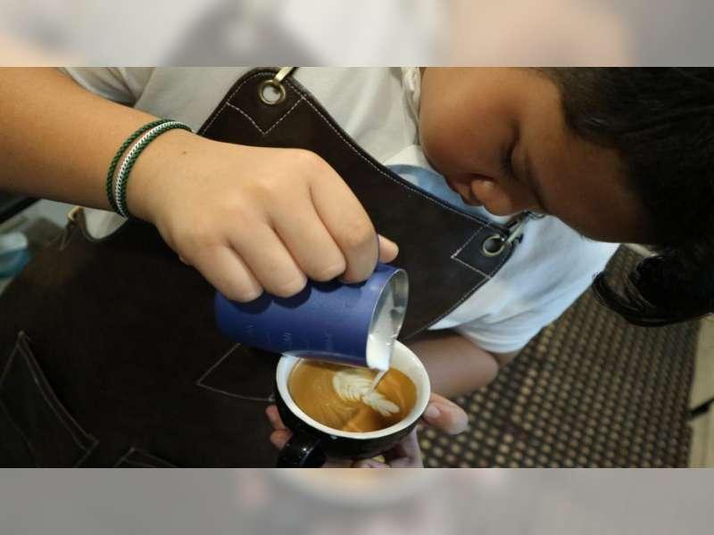 Hadirilah...! Latte Art Battle dan Manual Brew Competition, Pertama di Bojonegoro