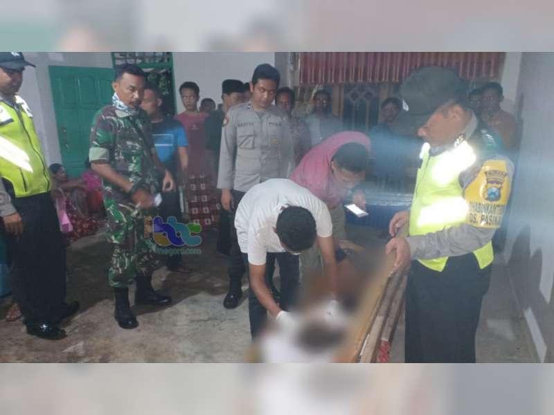 Seorang Balita di Baureno Ditemukan Meninggal Tenggelam di Sungai Bengawan Solo