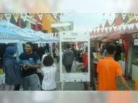 Pembukaan Festival Kopi dan Kuliner KDS Toserba Berlangsung Meriah