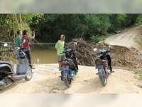 Jembatan di Kabupaten Blora Putus, Akses Warga di 5 Desa Terganggu