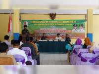 Wakil Bupati Bojonegoro Hadiri Pembinaan Aparatur Pemerintah Desa di Kecamatan Bubulan