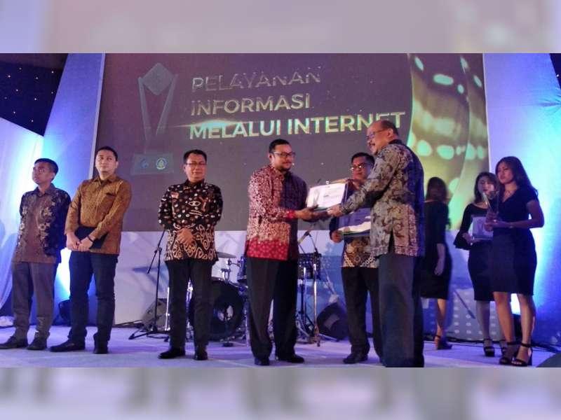 Bojonegoro Raih Juara II Pelayanan Informasi Melalui Website Dalam AMH 2018