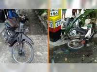 Tabrakan Motor di Ngraho Bojonegoro, Diduga Akibat Pengendara Kurang Konsentrasi