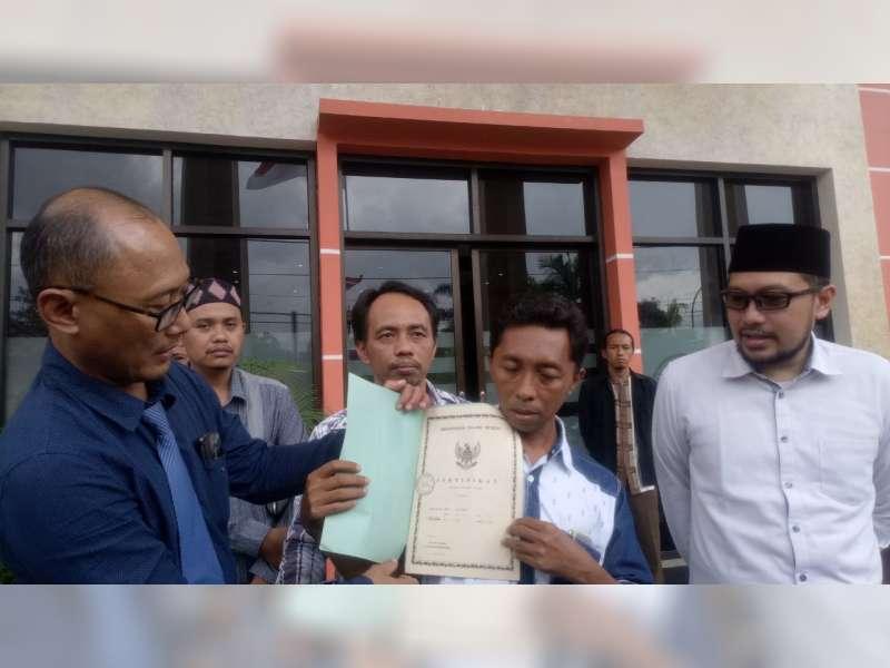 Diduga Caplok Lahan Warga, PT Semen Indonesia Digugat ke PN Tuban