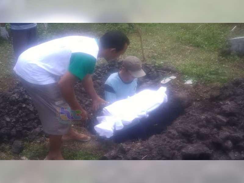 Kerangka Manusia yang Ditemukan di Hutan Bojonegoro, Telah Dimakamkan