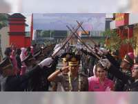 AKBP Antonius Jabat Kapolres Blora, Siap Lanjutkan Program Kapolres Sebelumnya
