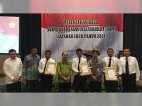 Pelayanan SKCK Polres Bojonegoro Raih Juara II Nasional, dalam Survey Kepuasaan Masyarakat