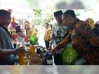 SMPN 1 Kalitidu Bojonegoro Gelar Pameran Pendidikan dan Pentas Seni