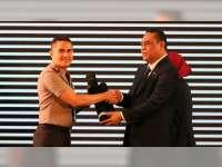 Polres Bojonegoro Raih Predikat WBK dari Kementerian PAN-RB