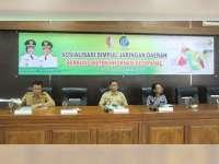 Sosialisasi Simpul Jaringan Daerah Berbasis Geospasial Digelar di Bojonegoro