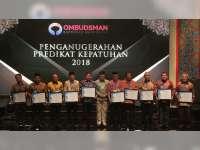 Pemkab Bojonegoro Raih Predikat Kepatuhan Tinggi dalam Standar Pelayanan Publik
