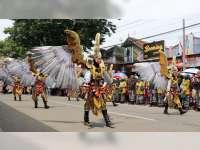 Bupati dan Wakil Bupati Ikuti Kirab Budaya Hari Jadi Blora