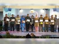 Bojonegoro Raih Penghargaan PPID Award dari Komisi Informasi Jatim