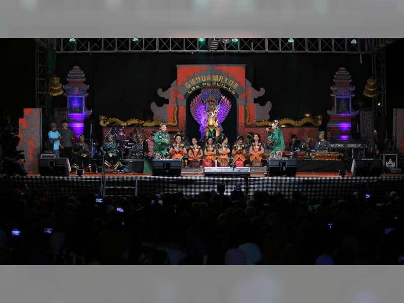 Festival Banyu Urip, Destinasi Wisata Hiburan dalam Semarak Perayaan Hari Jadi Ke-341 Kabupaten Bojonegoro