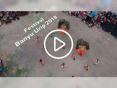 Festival Banyu Urip 2018, Destinasi Wisata Hiburan di Bojonegoro