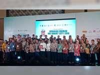 Kabupaten Blora Terima Penghargaan Gerakan Menuju 100 Smart City dari Kemenkominfo RI