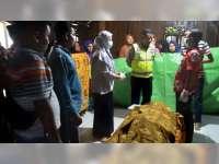 Seorang Warga Kalitidu Bojonegoro Ditemukan oleh Tetangganya Meninggal di Sawah